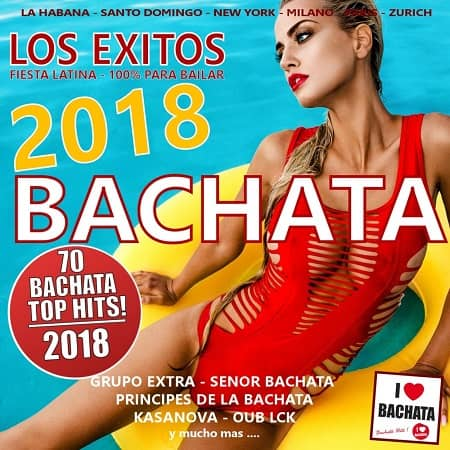 VA - Bachata - Los Exitos (2018) MP3
