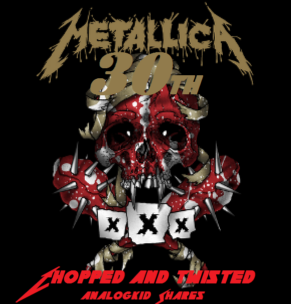 Metallica - 30th Birthday Chopped and Twisted [2CD] (2018) MP3