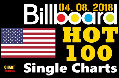 VA - Billboard Hot 100 Singles Chart [04.08] (2018) MP3