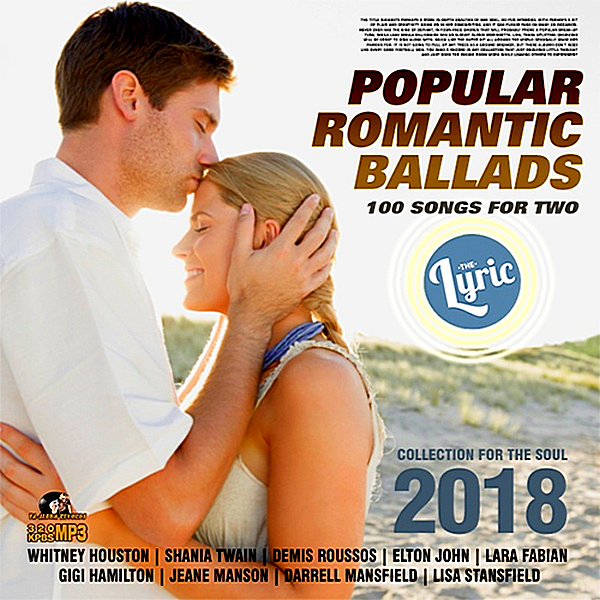 VA - Popular Romantic Ballads (2018) MP3