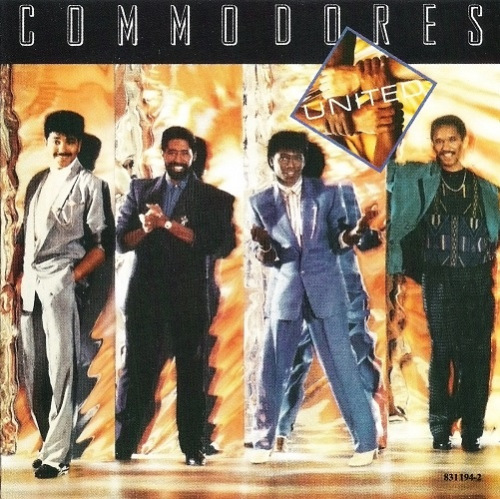 Commodores - United (1986) FLAC
