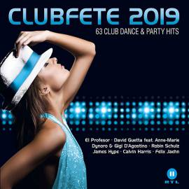VA - Clubfete 2019 (63 Club Dance & Party Hits) [3CD] (2018) MP3