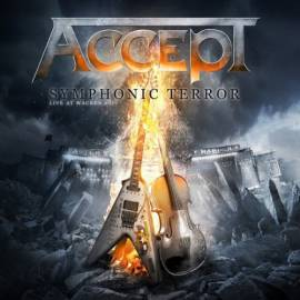 Accept - Symphonic Terror: Live at Wacken (2017) Blu-ray 1080p