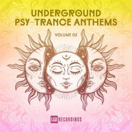 VA - Underground Psy: Trance Anthems Vol.05 (2018) MP3