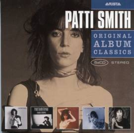 Patti Smith - Original Album Classics (1975-1988) [5CD] (2008) FLAC