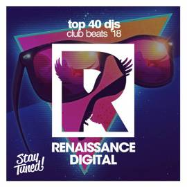 VA - Top 40 DJs Club Beats '18 (2018) MP3