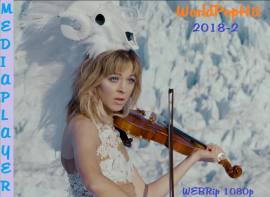 Сборник клипов - Mediaplayer: WorldPopHit 2018-2 [95 Music videos], (2018), WEBRip, 1080p