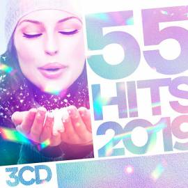 VA - 55 Hits 2019 [3CD] (2018) MP3