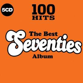 VA - 100 Hits: The Best Seventies Album [5CD] (2018) MP3