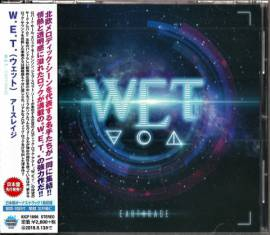 W.E.T. - Earthrage [Japan Edition] (2018) MP3