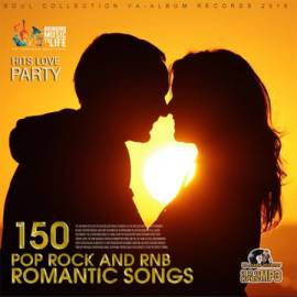 VA - Pop Rock and RnB Romantic Songs (2018) MP3
