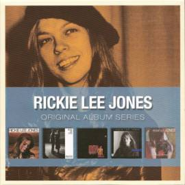 Rickie Lee Jones - Original Album Series [5 CD] (2009) FLAC