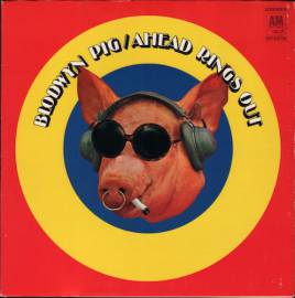 Blodwyn Pig - Ahead Rings Out (1969) MP3