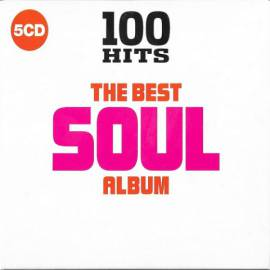 VA - 100 Hits: The Best Soul Album [5CD] (2018) MP3