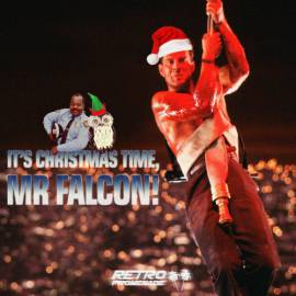VA - Retro Promenade - It's Christmas Time, Mr Falcon! (2015) MP3