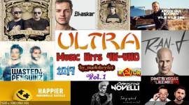 Сборник клипов - Ultra Music Hits 4K-UHD. Vol.1 [30 шт.] (2018) WEBRip 2160p