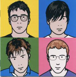 Blur - The Best Of (2000) FLAC