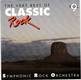 VA - Symphonic Rock Orchestra. The Very Best of Classic Rock Vol. 9 (1994) MP3 от Vanila