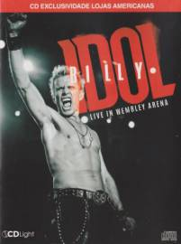 Billy Idol - Live In Wembley Arena (2016) FLAC