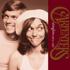 Carpenters ‎– The Singles 1969-1973 [Mastering YMS X] (1973/1999) WAV