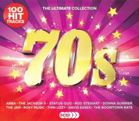 VA - 70s - The Ultimate Collection [5CD] (2019) MP3