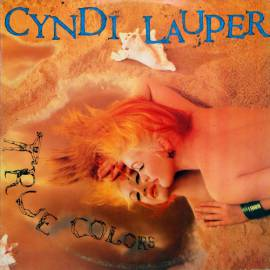 Cyndi Lauper - True Colors (1986) FLAC