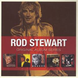 Rod Stewart - Original Album Series (1980-1991) [5CD Box Set] (2010) MP3