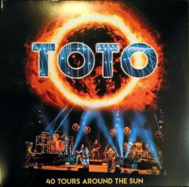 Toto - 40 Tours Around The Sun [Live] (2019) MP3