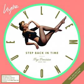 Kylie Minogue - Step Back in Time: The Definitive Collection (2019) MP3