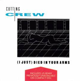 Cutting Crew ‎– (I Just) Died In Your Arms [CD Mini Single] (1988) MP3