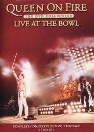 Queen - Queen On Fire (Live At The Bowl) [+Bonus Material] (2004) DVDRemux