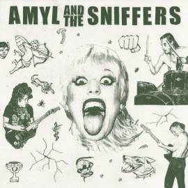 Amyl And The Sniffers - Amyl And The Sniffers (2019) MP3