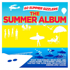 VA - The Summer Album 2019 [3CD] (2019) MP3