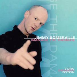 Jimmy Somerville - Manage The Damage [3CD Expanded Edition] (2019) MP3
