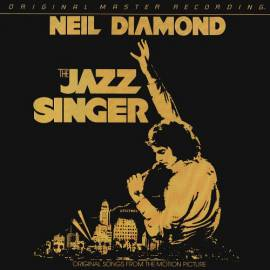 Neil Diamond - The Jazz Singer (OST) [Remastered, Hi-Res] (1980/1981) FLAC