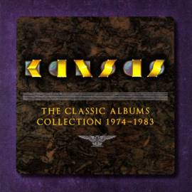 Kansas - Albums Collection: 1974-1983 [11 CD] (2011) FLAC