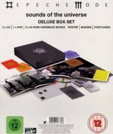 Depeche Mode - Sounds Of The Universe [3 CD Deluxe Box Set] (2009) FLAC
