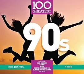 VA - 100 Greatest 90's [5CD] (2017) FLAC