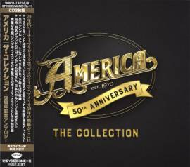 America - 50th Anniversary: The Collection [Japan] (2019) FLAC