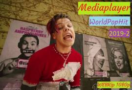 Сборник клипов - Mediaplayer: WorldPopHit 2019-2 (55 Music videos) (2019) WEBRip 1080p