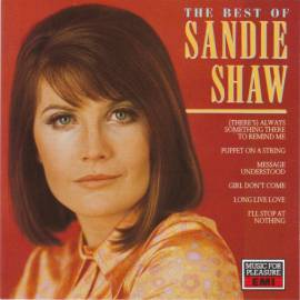 Sandie Shaw - The Best Of (1991) FLAC