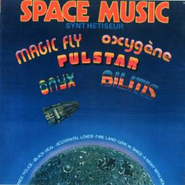 Roland Romanelli [ex Space] & Mc Lane Explosion - Space Music [Remastered] (1977/2005) MP3