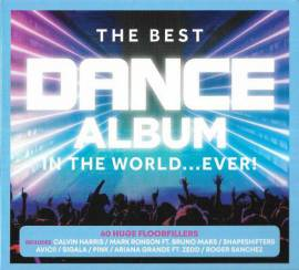 VA - The Best Dance Album In The World... [3CD] (2019) FLAC