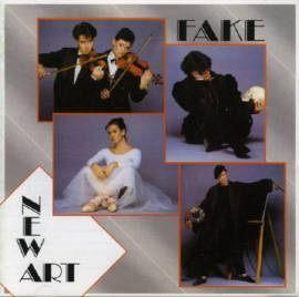 Fake - New Art [Limited Edition, Remastered, Unofficial Release] (1984/2009) FLAC