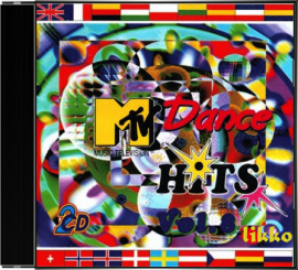 Various Artists - MTV Dance Hits Vol. 8 2CD (1997) FLAC