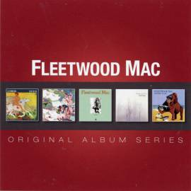 Fleetwood Mac - Original Album Series (5CD) (2012) FLAC