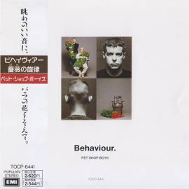 Pet Shop Boys - Behaviour (1990) FLAC