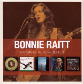 Bonnie Raitt - Original Album Series [5 CD Box Set] (1974-1982/2011) FLAC