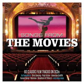 VA - Songs From The Movies [60 Classic Film Tracks] (2019) MP3