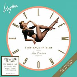 Kylie Minogue - Step Back In Time: The Definitive Collection [3CD Special Edition] (2019) MP3